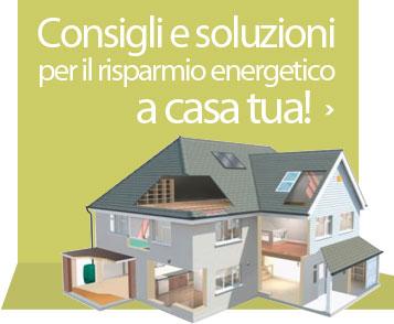 Consigli risparmio energetico casa
